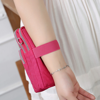 Running Phone Arm Holder Pouch for Universal IPhone Samsung Below 6.43 4