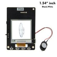 Лилиго®TTGO T5 V2.4 Wifi и Bluetooth основа ESP 32 Esp32 1,54/2,13/2,9 дюймовый экран электронная бумага динамик