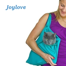 Transport-Bag Cat Travel-Pouch for Diagonal Mascots And Comfy JOYLOVE