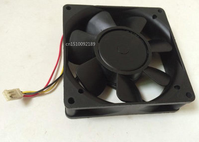 Free Shipping 3610NL-05W-B39 B02 DC 24V 0.13A 3-wire 92x92x25mm Server Cooler Fan
