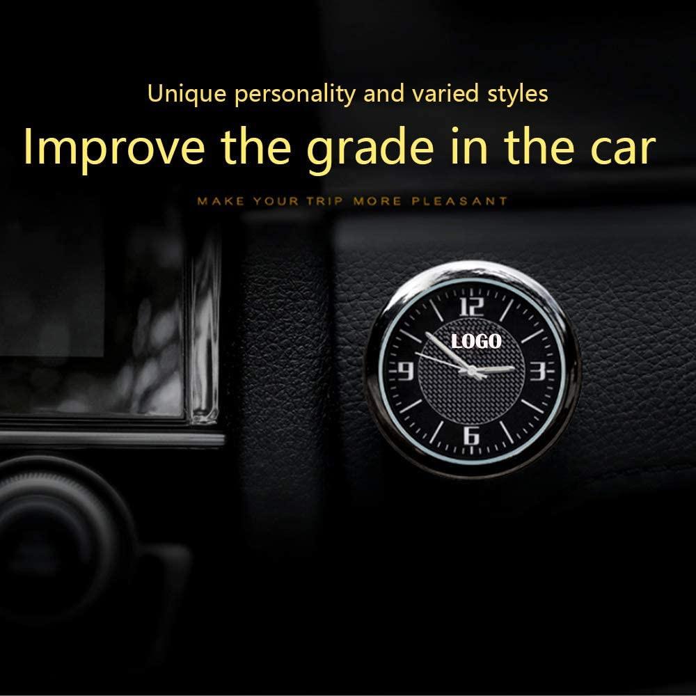車のクォーツ時計車のダッシュボードの装飾品装飾時計メルセデスベンツamg W212 W205 W177 W463ソケット時計クォーツ時計