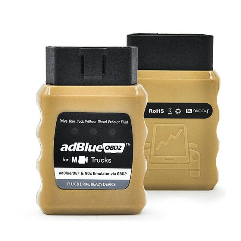 Новое поступление AdBlue OBD2 для грузовиков Adblue Эмулятор NOx Adblueobd2 - Цвет: M-AN
