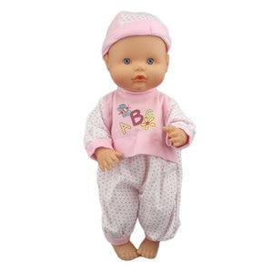 2020 Leisure Set Clothes Fit 35 cm Nenuco Doll Nenuco y su Hermanita Doll Accessories