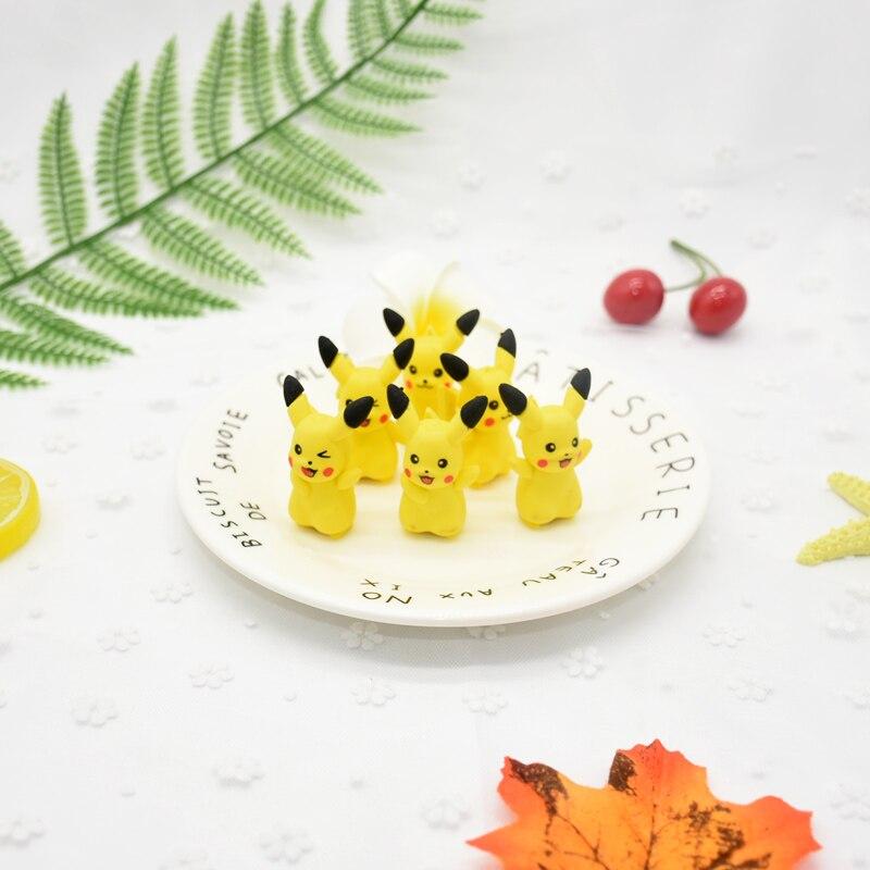 32 Pcs Cute Cartoon Animation Around Kawaii Stationery Pencil Rubber Eraser Student Kids Gift School Office Supplies