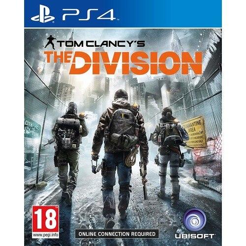 Игра с разделением Tom Clancy PS4