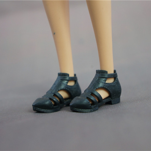 Doll Shoes Mix style High Heels Sandals Boots Colorful Assorted Shoes Accessories For Barbie Doll Baby Xmas DIY Toy 12