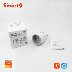 Image 5 - Smart9 Mini Wifi Smart Plug, 16A with Power Metering Max. 3680W, FR EU US Type Smart Life APP Remote Control, Powered by TuYa