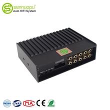 Signal-Processor Car-Amplifier Sennuopu 4-Channels Bluetooth-Player Digital And