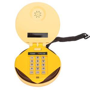 Image 5 - Novelty Emulational Hamburger Telephone Wire Landline Phone Home Decoration Telephones landline phone Brand New