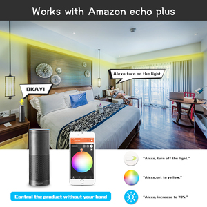 Image 4 - GLEDOPTO zigbee smart home automation multi function color changing rgb controller smart home system rgbw zigbee 3.0 controller