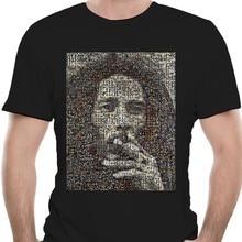 T-shirt męski T-Shirt bob marley t-shirty damskie t-shirt