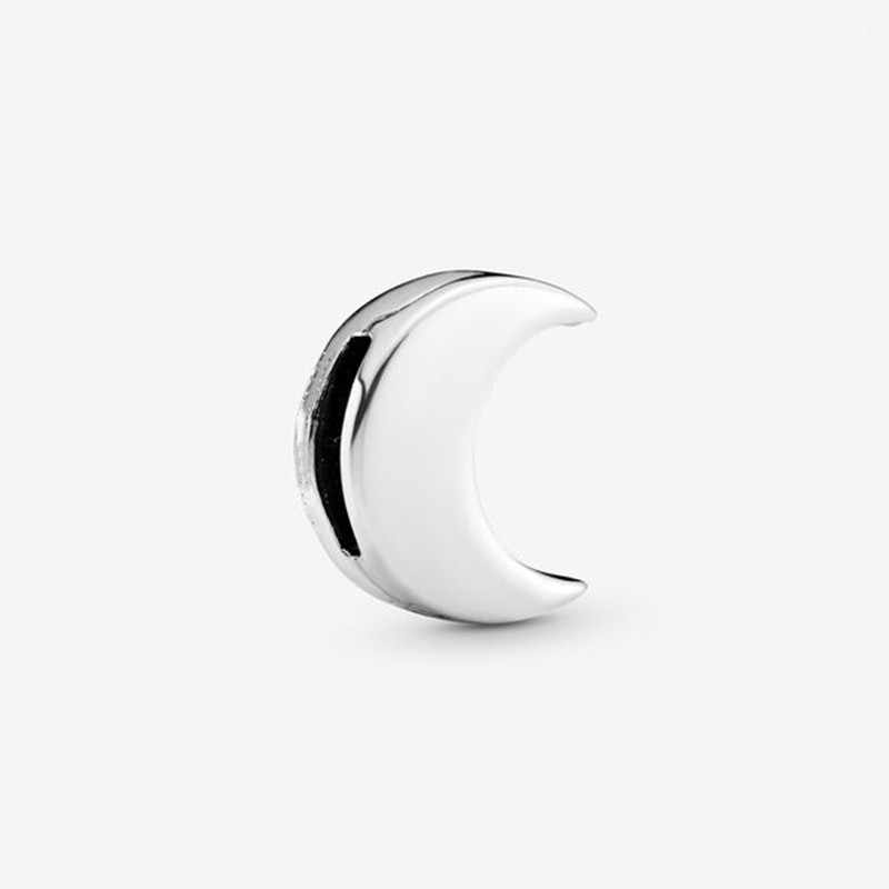 GChic Star และ Moon คลิปลูกปัดสร้อยข้อมือ Fit Pandora สร้อยข้อมือเดิม Reflexions สร้อยข้อมือ Charms Femme เครื่องประดับ Pulseras