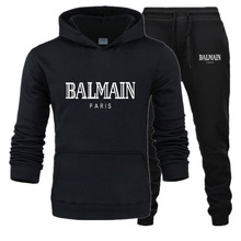 Men Sets Print Sweatsuit Tracksuit 2019 Brand Sporting Suit Trackssuit Male Sportswear Jackets Hoodie And Pants