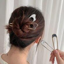 Инструменты для волос девочек приспособление пучка металлические