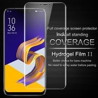 Imak Anti Glare Hydrogel 2th Alge Film Voor Asus Zenfone 5 5z ZE620KL ZS620KL 3D Volledige Cover Protector Screen Protector film