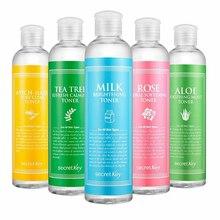 SECRET KEY Fresh Toner 248ml Face Serum Shrink Pores Cleansing Moisturizing Esse