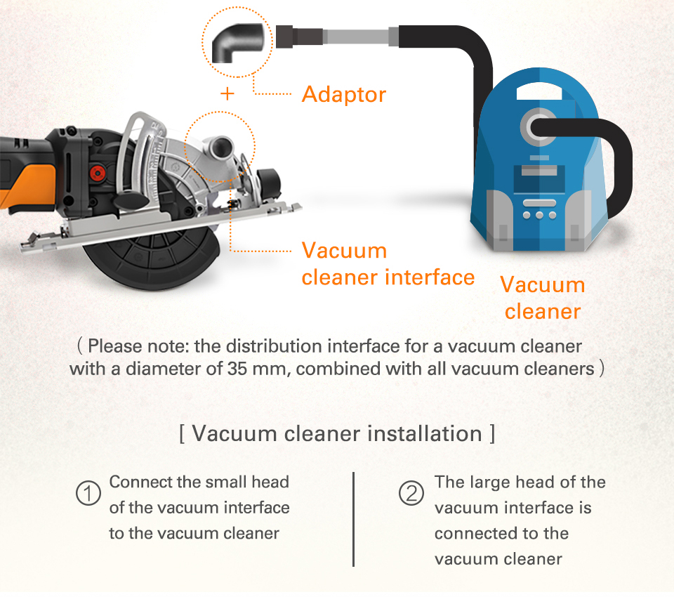 Vacuum Cleaner Installion