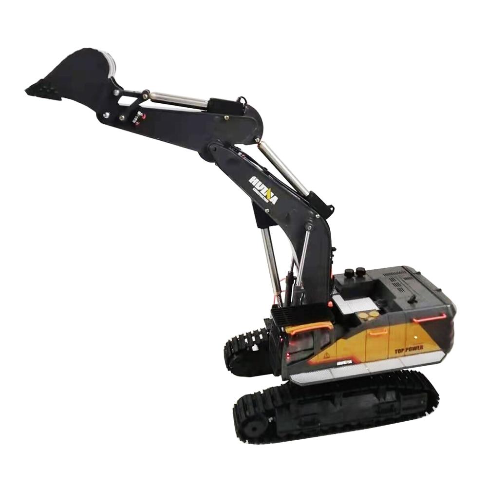 Metall Großer Arm /& Kleiner Arm für Huina 15CH RC Bagger Reperatur Teile