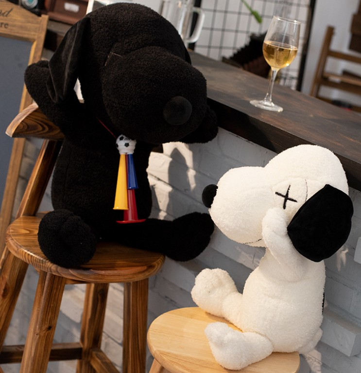 Plush Toy 2019 Snoopy Pillow Creative Toy Dog Doll
