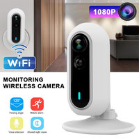 Safe Wifi IP Camera Office Phone DVR DV 1080P HD Infrared Night Vision Baby Monitor Wireless Camcorder Wireless WiFi Camera