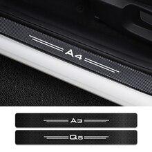 4PCS For Audi A4 B5 B6 B7 B8 B9 A3 8P 8V 8L A5 A6 C6 C5 C7 A1 A7 A8 Q2 Q3 Q5 Q7 RS3 RS4