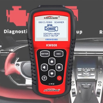 1 Pc MS509 With The Same KW808 Car Fault Diagnostic Instrument Detection Decoder Scanner ELM327OBD2AL519 huijun gao filtering control and fault detection with randomly occurring incomplete information