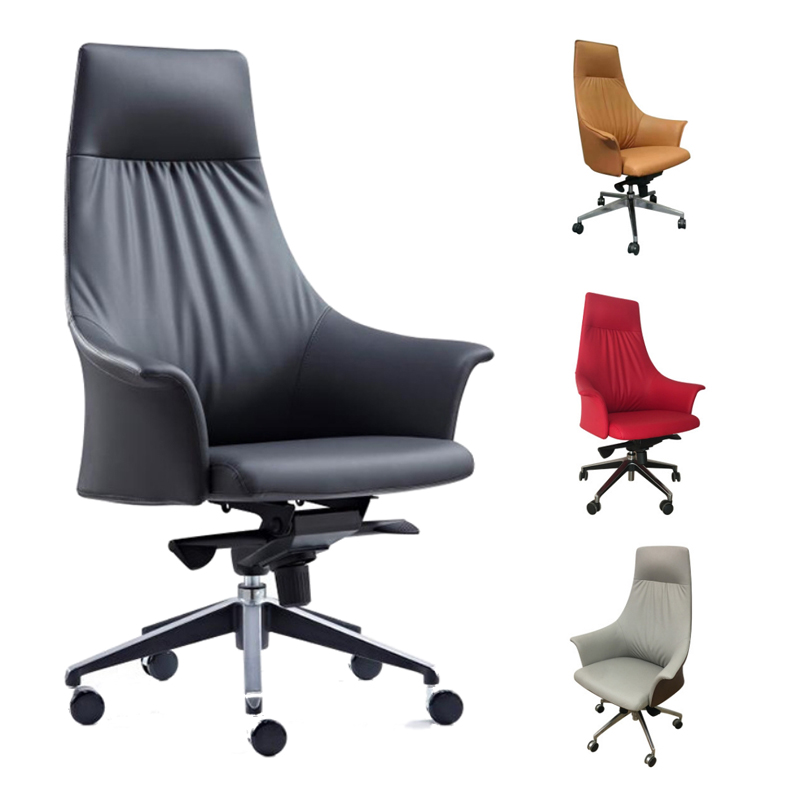 Library Chair Computer Chair Simple Modern Lifting Spinning Seat Swivel Chair Bow Household Robam Office Chair