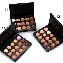 Professional 15 Colors Face Concealer Cream Powder Makeup Mi