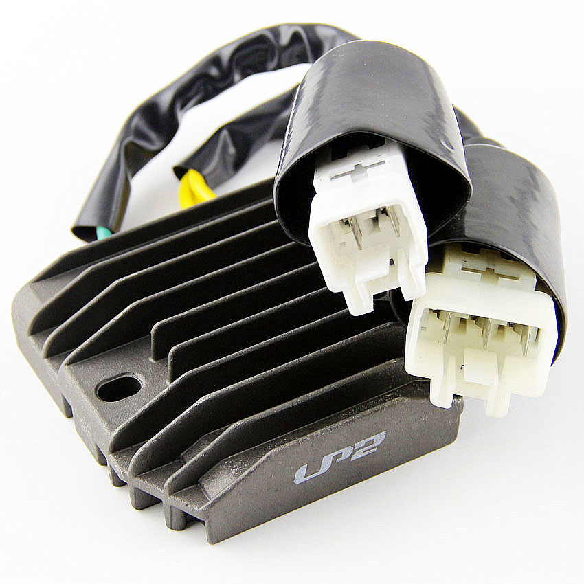 Voltage Regulator Rectifier Motorcycle For <font><b>Honda</b></font> CBF1000 NT700 Deauville <font><b>XL</b></font> <font><b>700</b></font> V8 Transalp Non ABS FORZA X MF08 EX X image