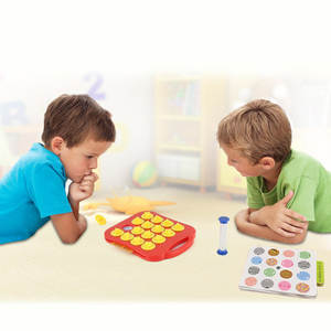 Toys Interactive-Parent Matching Early-Education Game Memory Training Kids Children Link-Up-Chess