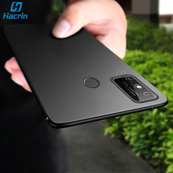 Hacrin Case For Huawei Honor 9A Case Soft TPU Slim Shockproof Matte Back Cover For Honor 9A 9 A Case Full Protective Bumper