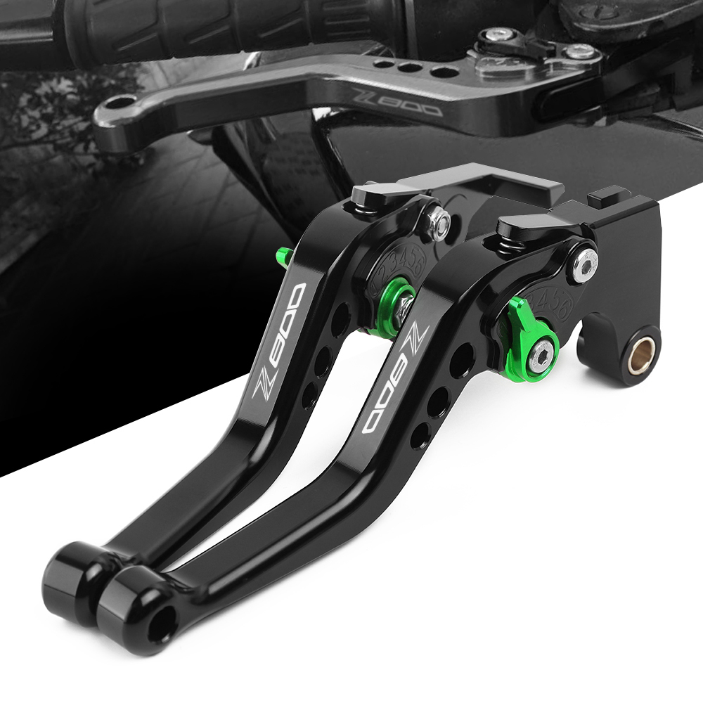 Motorcycle Accessories Short Brake Clutch Levers For KAWASAKI Z800 Z 800 2013 2014 2015 2016