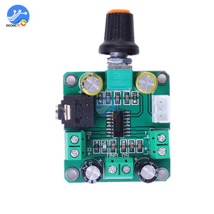 Image 4 - 1 adet PAM8403 ses amplifikatörü devre kartı modülü 2*3W DC 5V dijital amplifikatör kurulu Stereo çift parça verimli