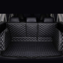Trunk-Mats Haval H1 Auto-Accessories All-Models Car Custom for H2 H3 H5 H6 H8 H9 H7 Car-Styling