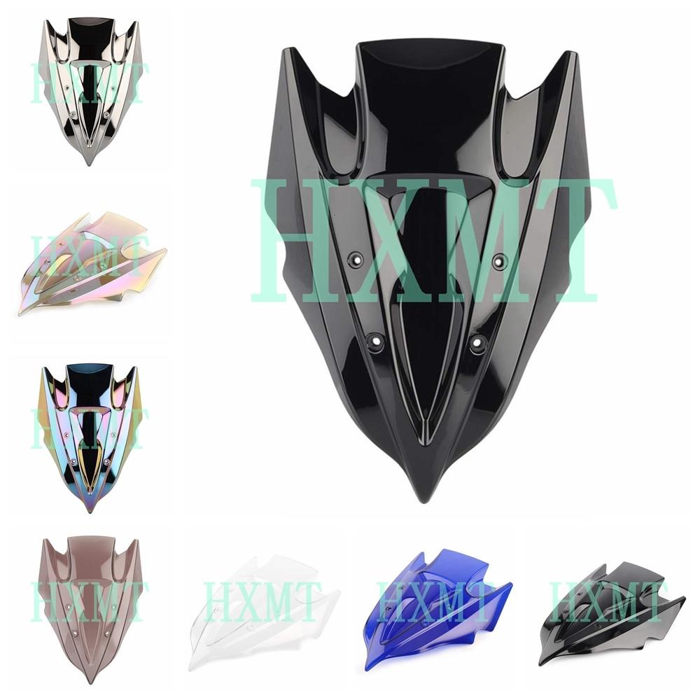 For Kawasaki Ninja Z250 Z300 2013 2014 2015 2016 2017 2018 2019 Motorcycle Windshield WindScreen