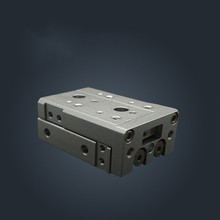цена на MXS  smc type Double acting air slide table cylinder bore 6mm 8mm 12mm 16mm 20mm 25mm stroke 10/20/30/40/50/75 100 125 150