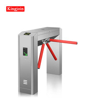 Full Automatic Tripod Turnstile Gates with QR Code Reader