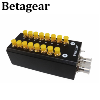 Betagear 8 channel  antenna distributor system for wireless microphone  system  Signal Amplifier 8-Channels Recording UHF system