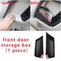 Для Toyota prado 2010-2019 коробка для хранения передней двери формовочная отделка 2шт