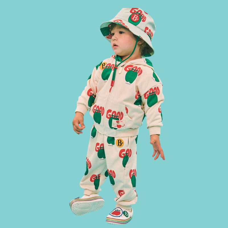 Kids Clothes Sets Toddler Boys 2021 Spring Infant Casual Clothing Set Korean Brand Baby Girls Outfit Ice Cream Sweatshirt Pants 2