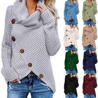 Sueter mujer invierno 2019 cardigan women tricot long cardigan woman clothes dames vesten lange mouw abrigo mujer women sweaters
