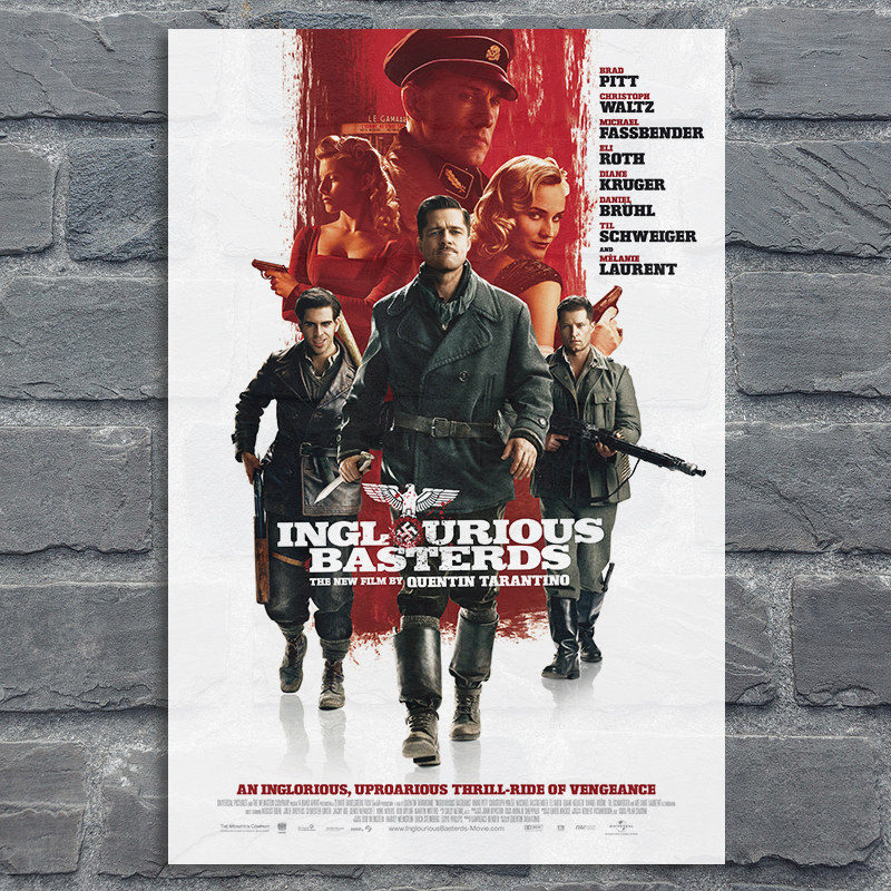 SAVING PRIVATE RYAN SIGNED Movie Art Silk Poster 12x18 24x36