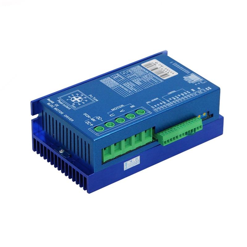 50A High Current 24v36v48v Dc Brushless Motor Driver 2KW High Power Brushless Controller PWM