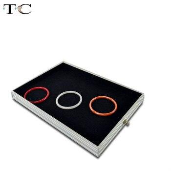 Big Quantity Storage Box Fashion Jewelry Showed Organizer Box Jewellery Organizer for Build Up Boxes