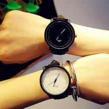 High Quality Alloy Couple Quartz Watch Fashion Casual Simple Women Men
