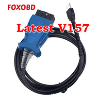 V157 JLR SDD Pro for Jaguar For Land Rover Support 2005 to 2016 Cars With Multi languages Overvoltage Reducers WinXP/Win 7/Win 8