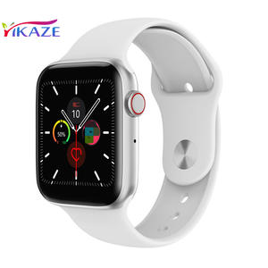 Monitor W34 Smartwatch Bluetooth-Call Xiaomi iPhone Android for PK IWO 8/10-Band Ecg-Heart-Rate