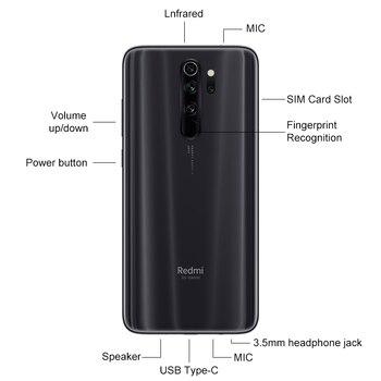 Глобальная версия Xiaomi Redmi Note 8 Pro 6 ГБ ОЗУ 128 ГБ 4