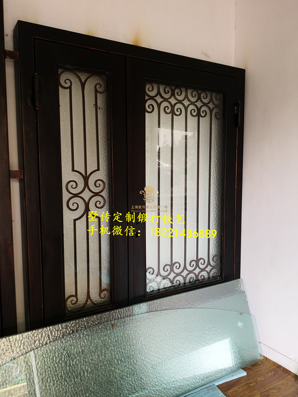 Bronze Door Security Copper Entry Doors Antique Copper Retro Door Double Gate Entry Doors H-c10