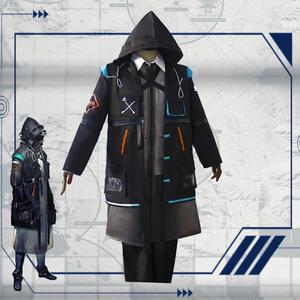 Image 1 - 2019 New Game Arknights Doctor Ph. D. Cosplay Costume Halloween Outfit Set RHODES ISLAND